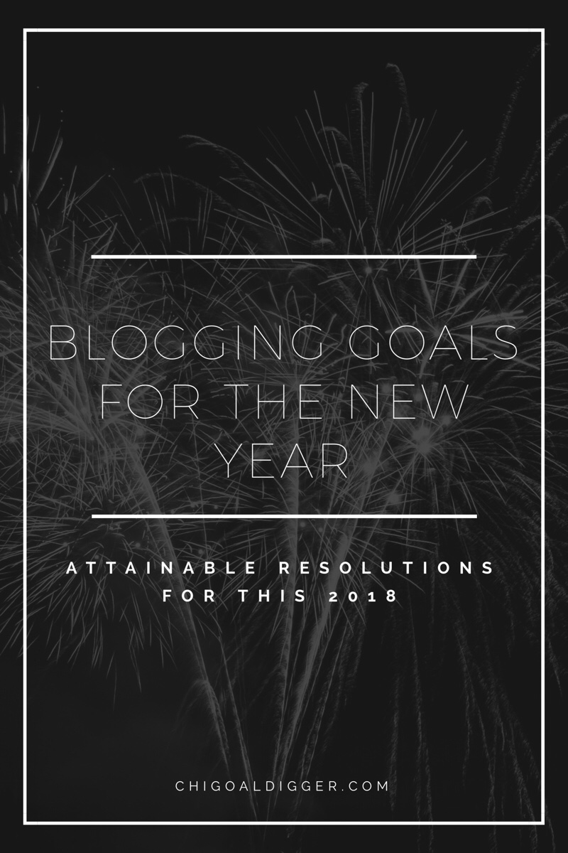 Reaching Goals In The New Year – Hello 2018